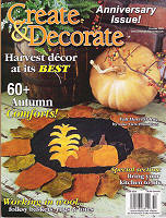 Stencils from create and decorate magazine for Create and decorate magazine free